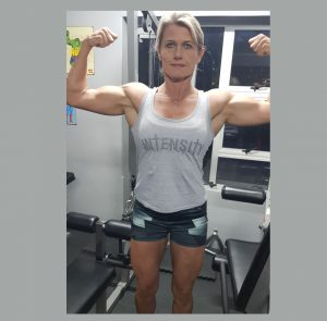 Intensity Ladies Grey Vest